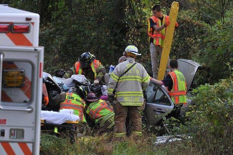 Thornbury Township Accident with Entrapment - Fame Fire ...